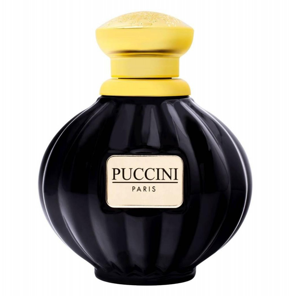 Perfume Puccini Paris Donna Black Eau de Parfum Feminino 100ML