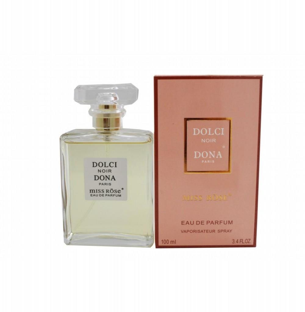 Perfume Miss Rose Dolci Dona Eau de Parfum Feminino 100ML
