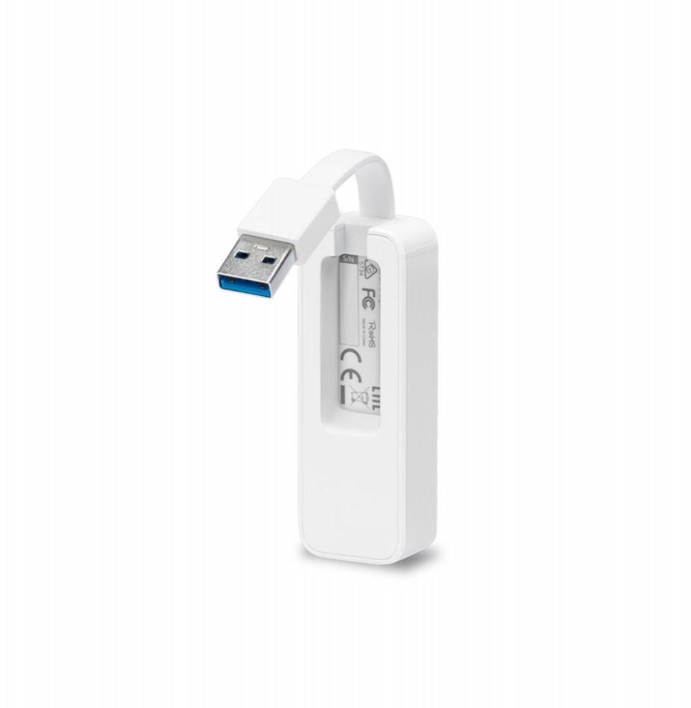 Adaptador de Rede Ethernet Gigabit USB 3.0 UE300