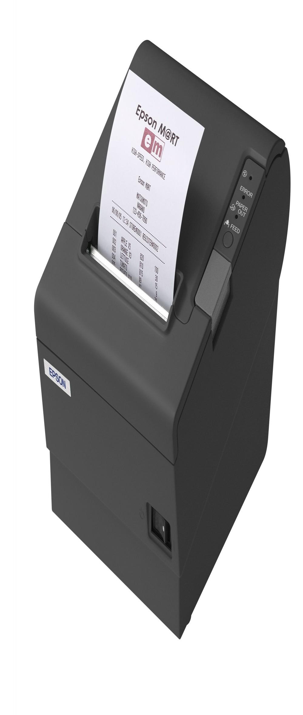 Impressora Epson TM-T88V-834 Termica Bivolt