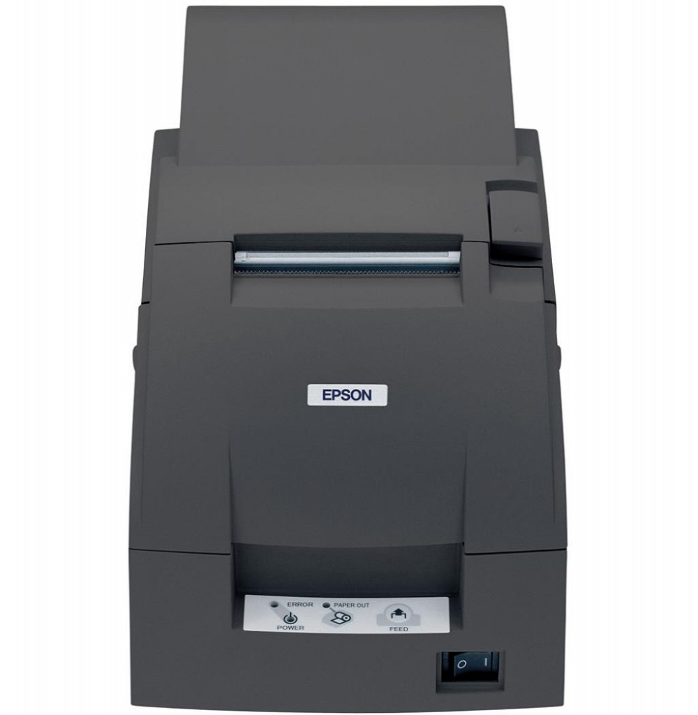 Impressora Matricial Epson TMU220A-890 USB/RJ-11 Bivolt Cinza