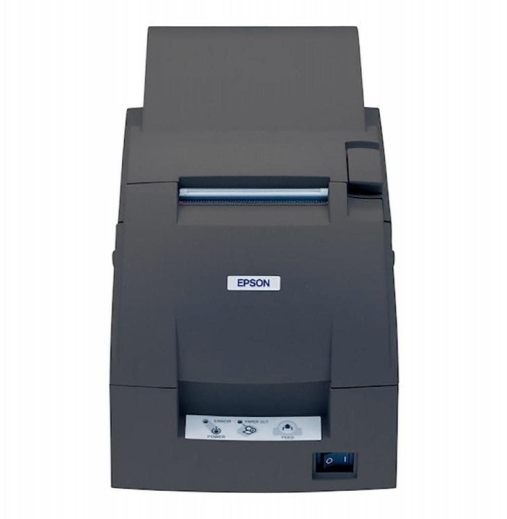 Impressora Epson TMU220PA-153 com Kit Paralelo Serial Bivolt Preto