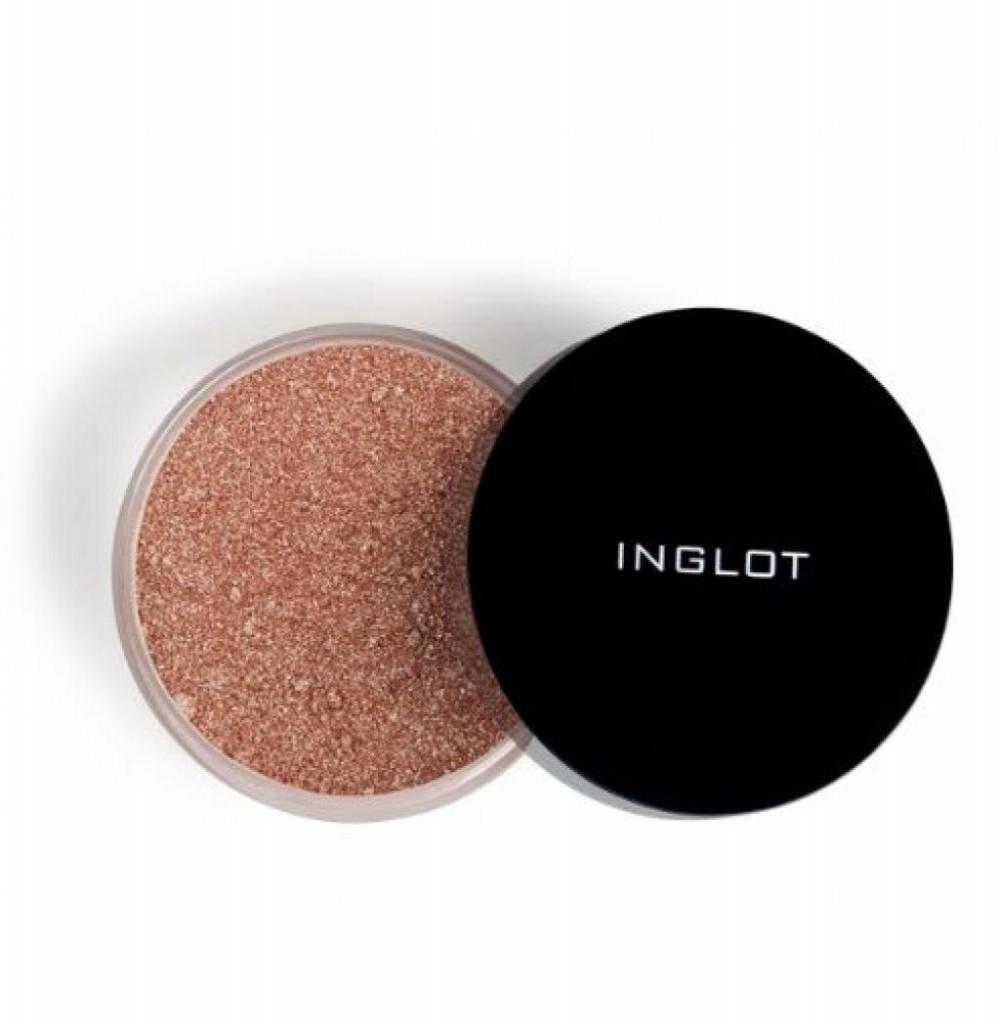 Pó iluminador Inglot Sparkling Dust 01