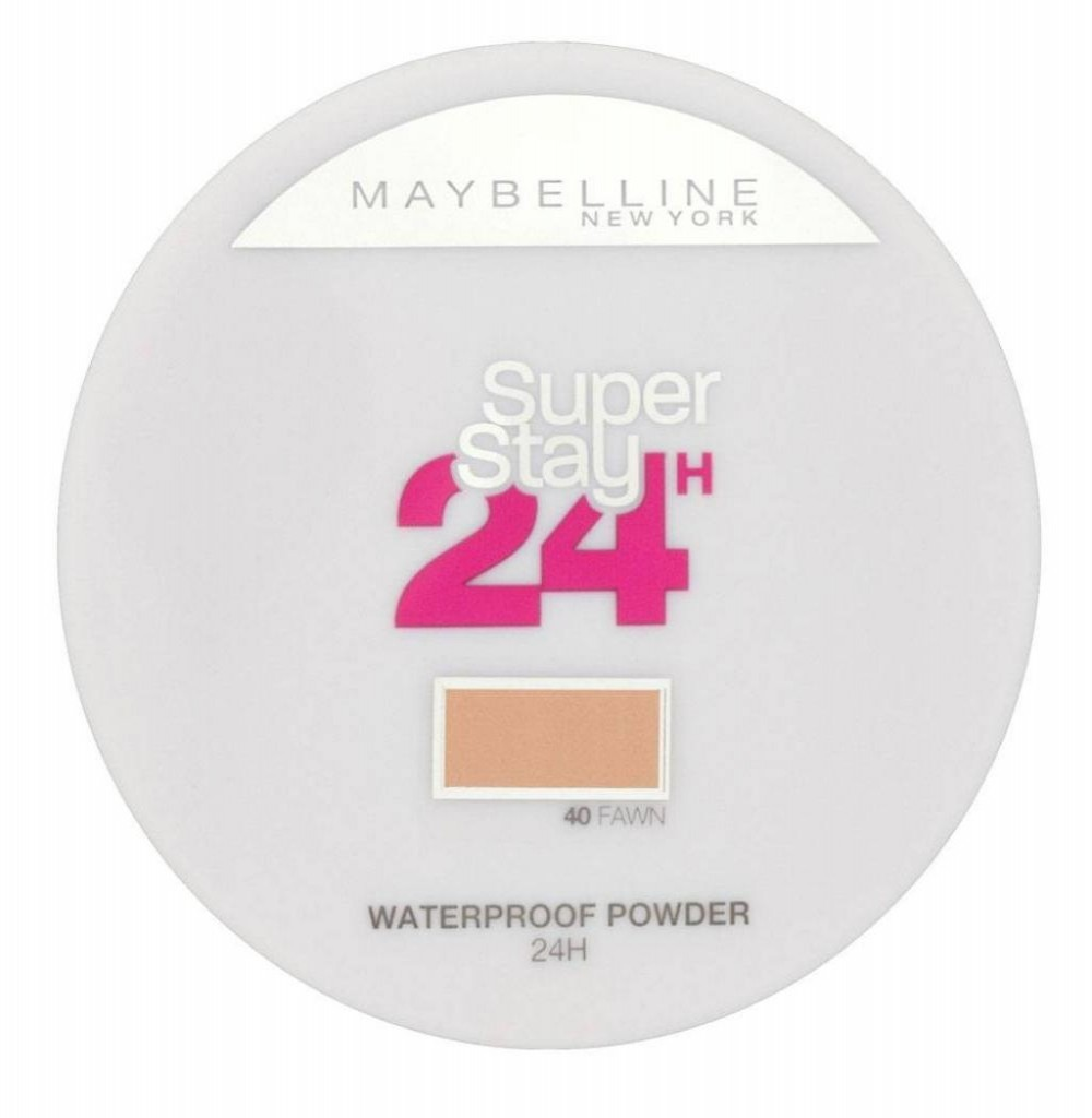 Po Compacto Maybelline SuperStay 24h 40 Fawn
