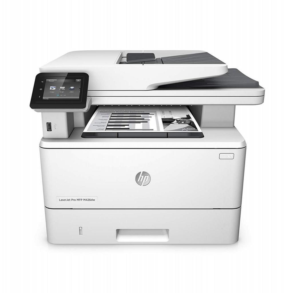 Impressora HP LaserJet MFP M426dw Multifuncional WiFi 110 volt