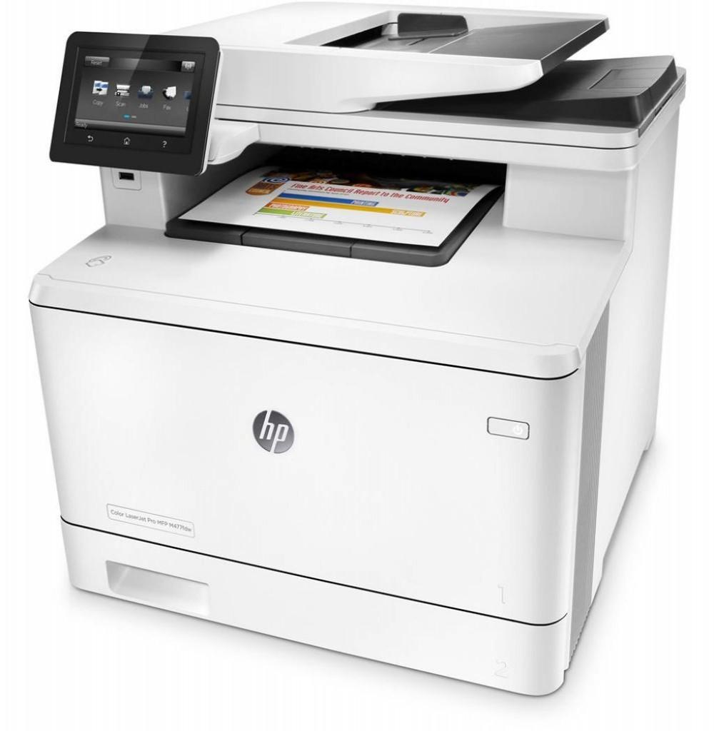 Impressora HP LaserJet Pro M426FDW Multifuncional WiFi 220 Volt