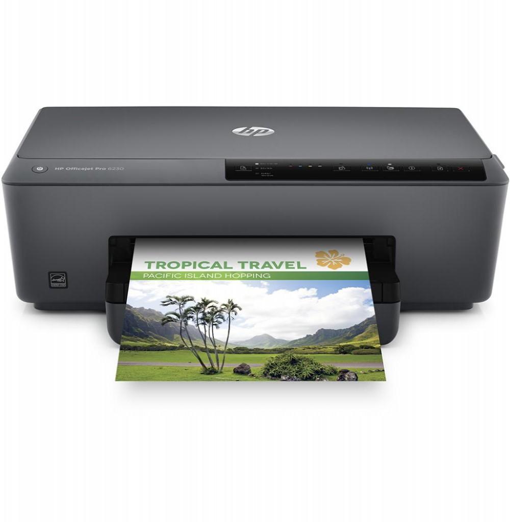 Impressora HP Officejet Pro 6230 (E3E03A) Wireless Bivolt - Preto