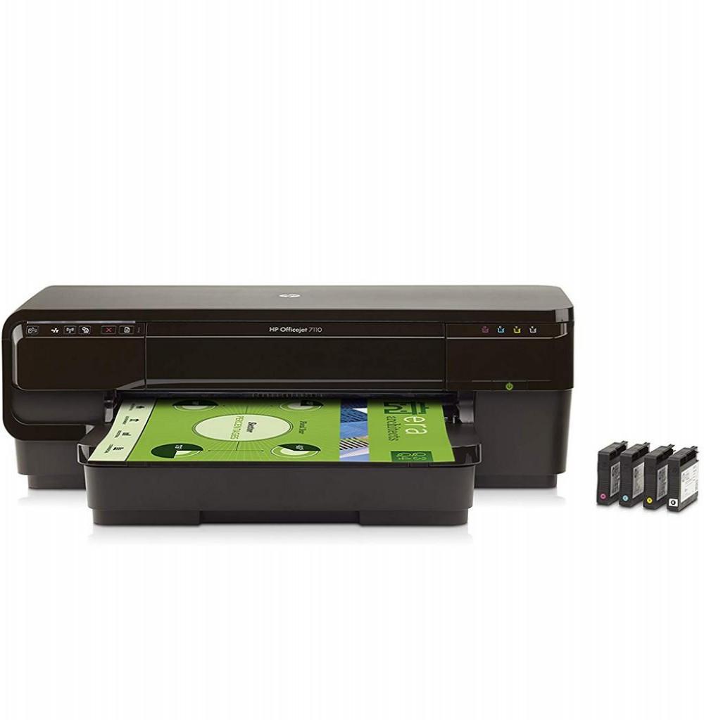 Impressora Hp A3 Officejet 7110 Eprinter Wireless