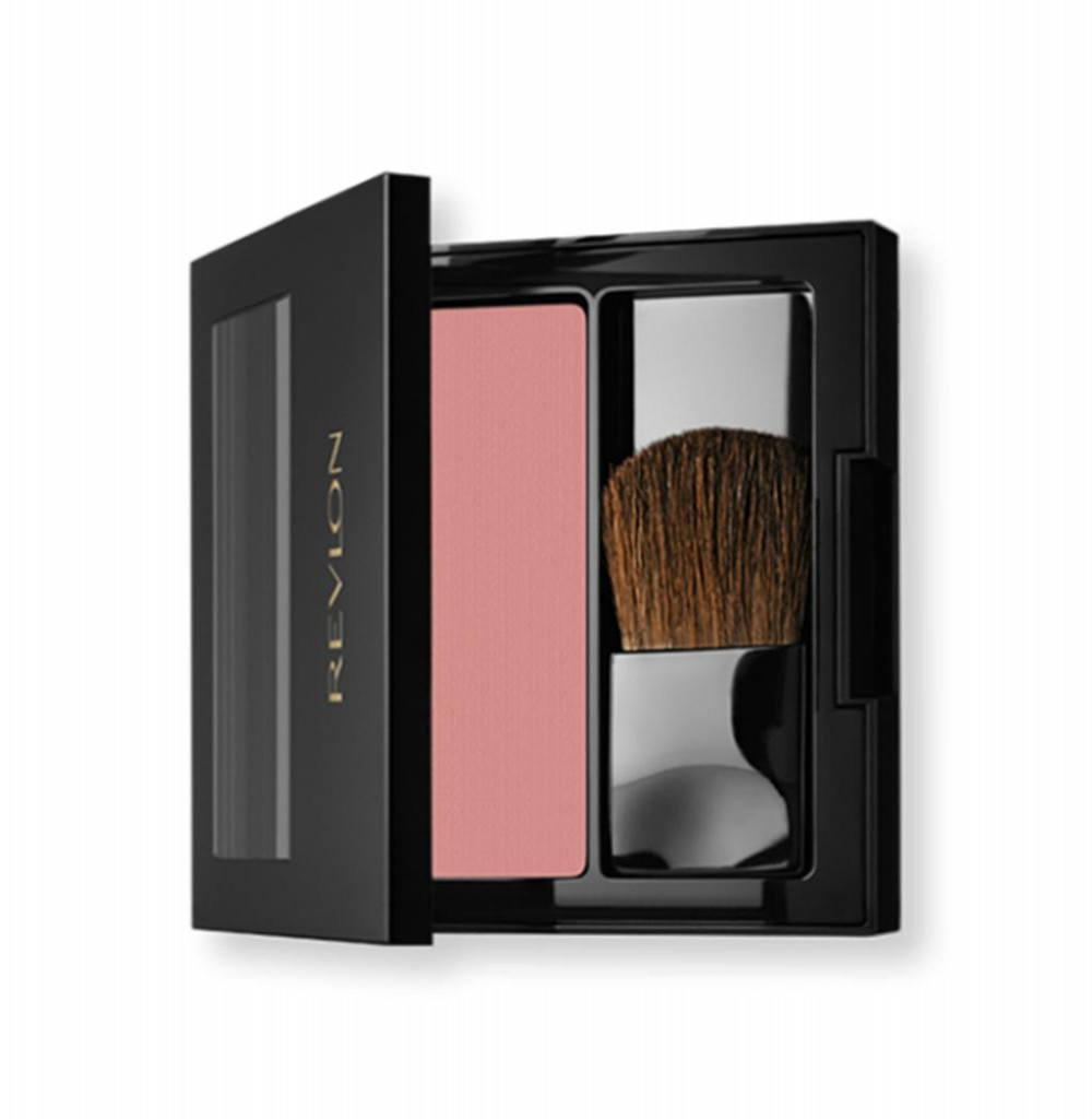 Blush Revlon Powder 4784-04 Rosy Rendezvous