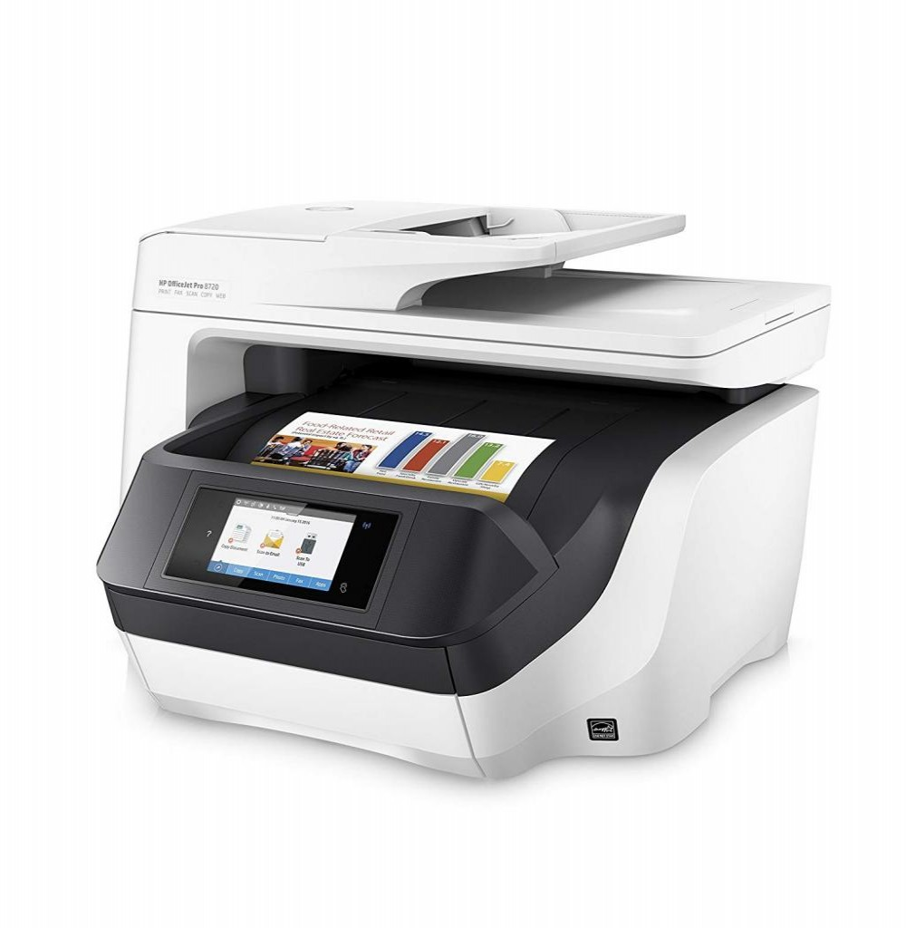 Impressora HP Officejet Pro 8720 Multifuncional Wireless Bivolt