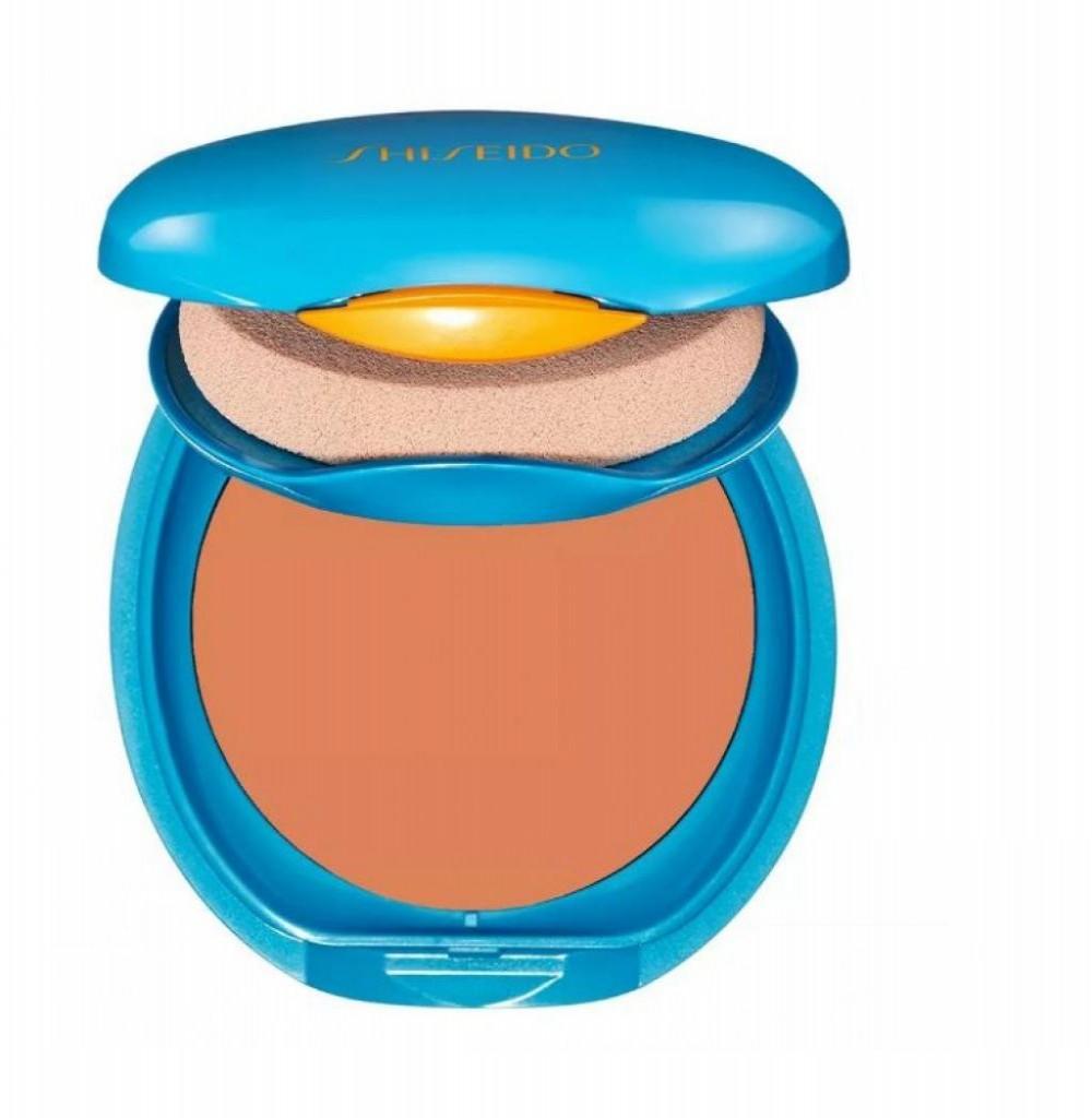 Pó Shiseido Compact SP60 Medium Beige