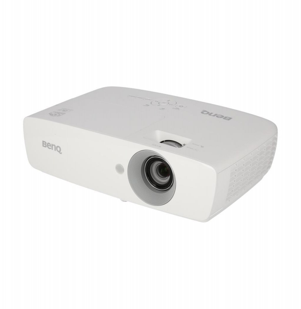 Projetor Benq Th683 Full Hd 3200 Ansi Lumens Branco