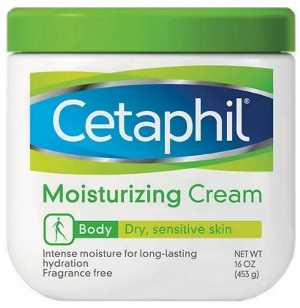 Creme Hidratante Cetaphil Moisturizing Cream Sensitive Skin 453g