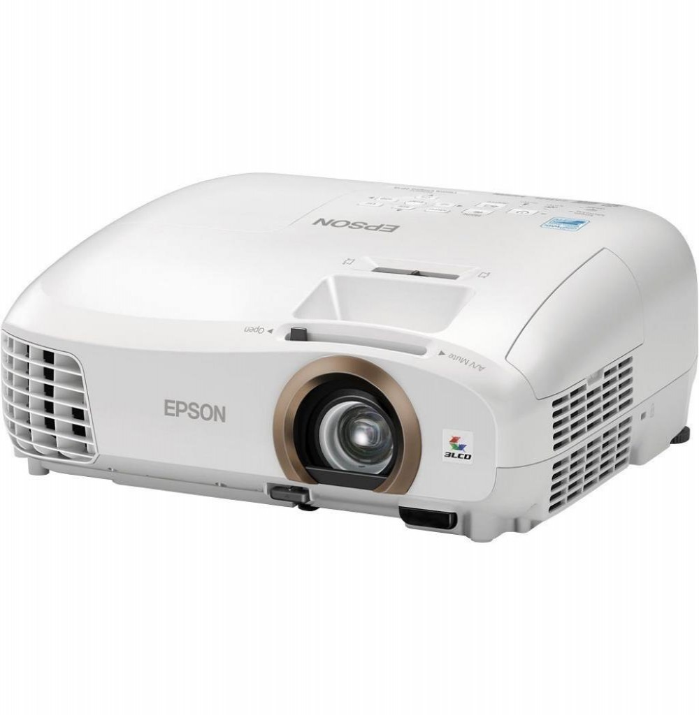 Projetor Epson PowerLite Home Cinema 2045 (RB) Wi Fi 2200 Lúmens HDMI/USB