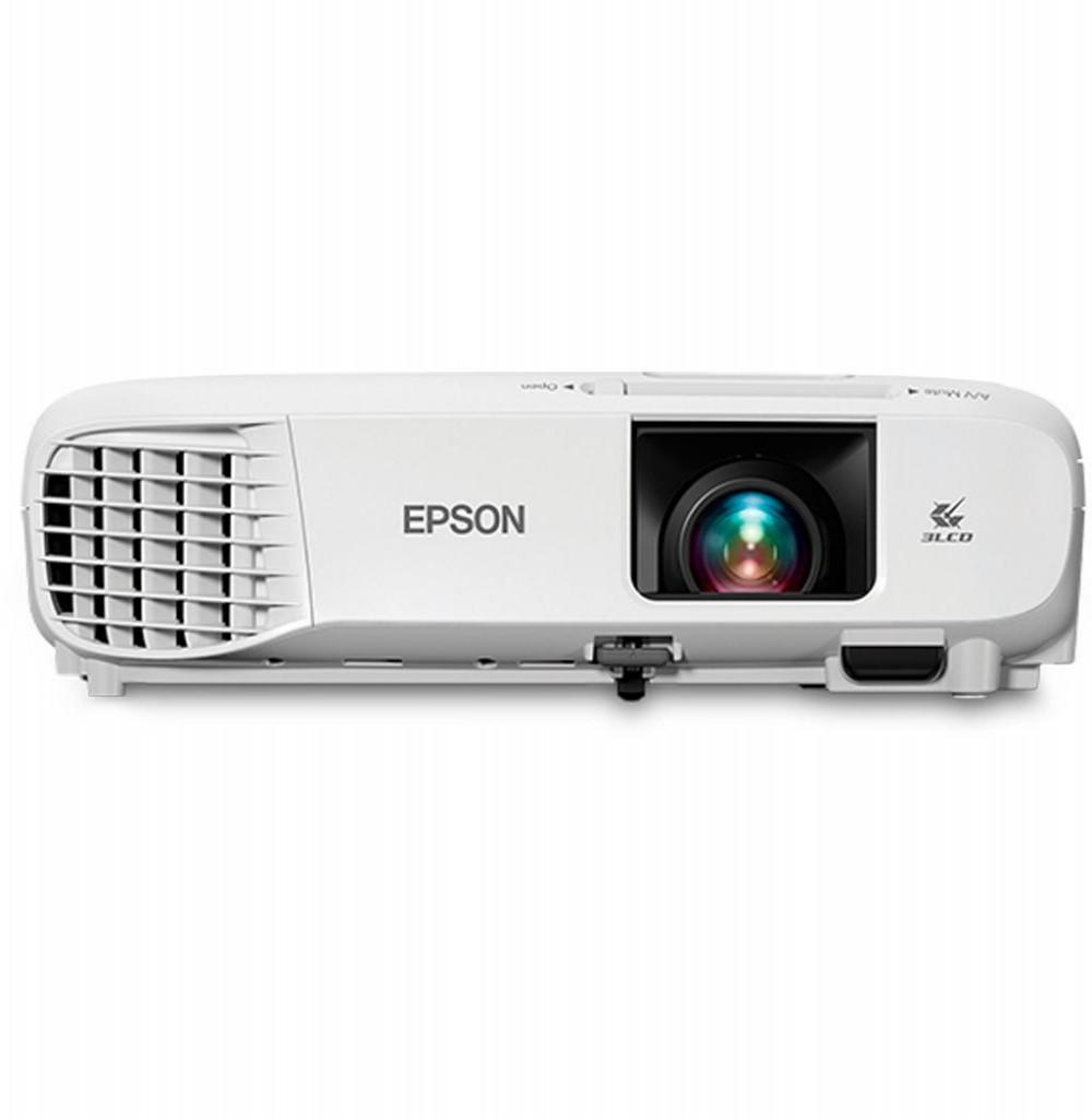 Projetor Epson PowerLite S39 de 3.300 Lumens HDMI/VGA Bivolt - Branco