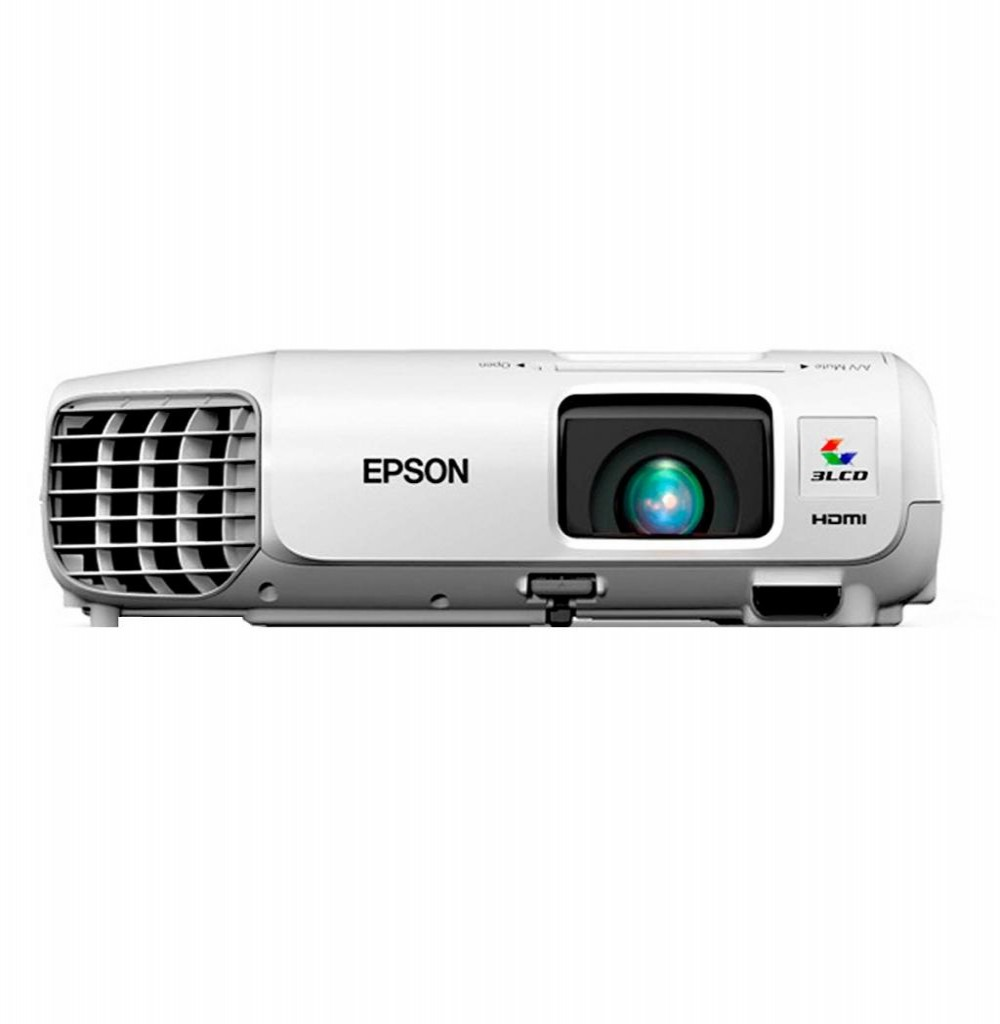 Projetor Epson Powerlite X27 2700 Lúmens