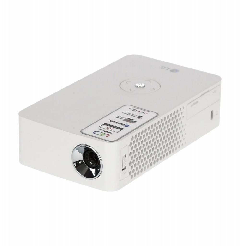 Projetor LG Minibeam PH30JG 250 Lumes HDMI/USB Bivolt Branco