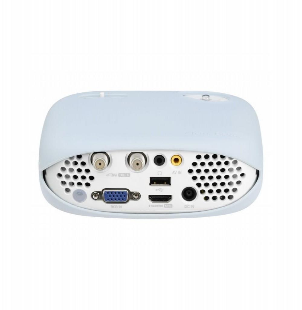 Projetor Lg Pw800g Mini 800 Lumens Wxga Wifi Hdmi Usb Bivolt