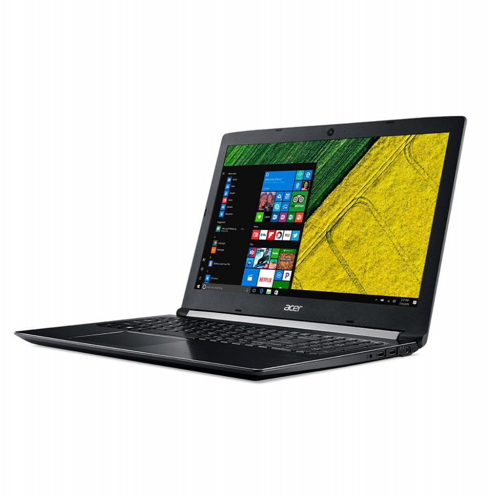 "Notebook Acer A515-51G-87PK I7-8550U 1.8GHz / 8Gb / 1TB + 128Gb SSD M.2 / 15.6"" Full HD"