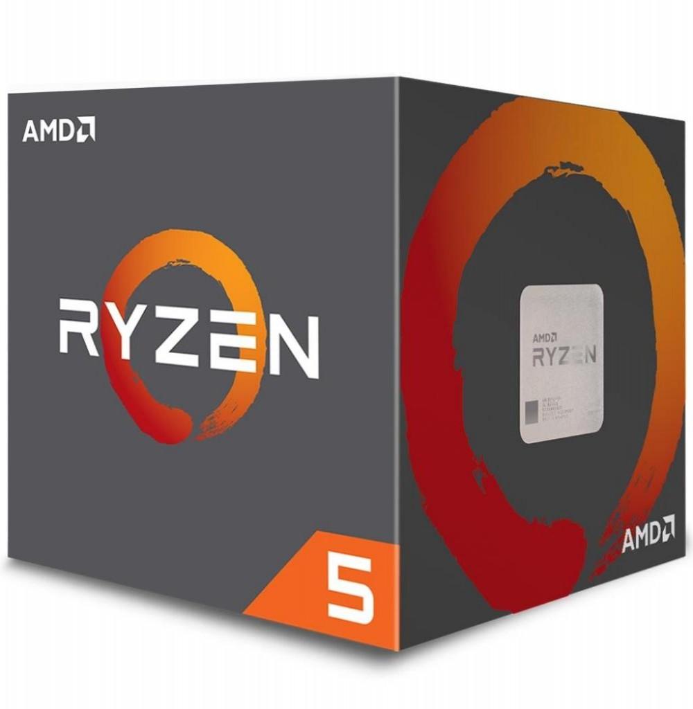 Processador AMD AM4 RYZEN R5-2600 3.4GHZ 19MB