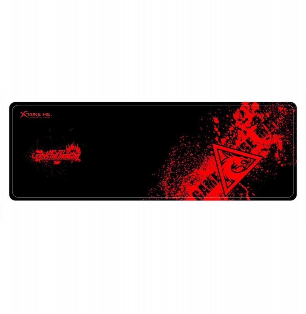 Mouse Pad Gaming Xtrike Me MP-201 920X294MM Preto/Vermelho