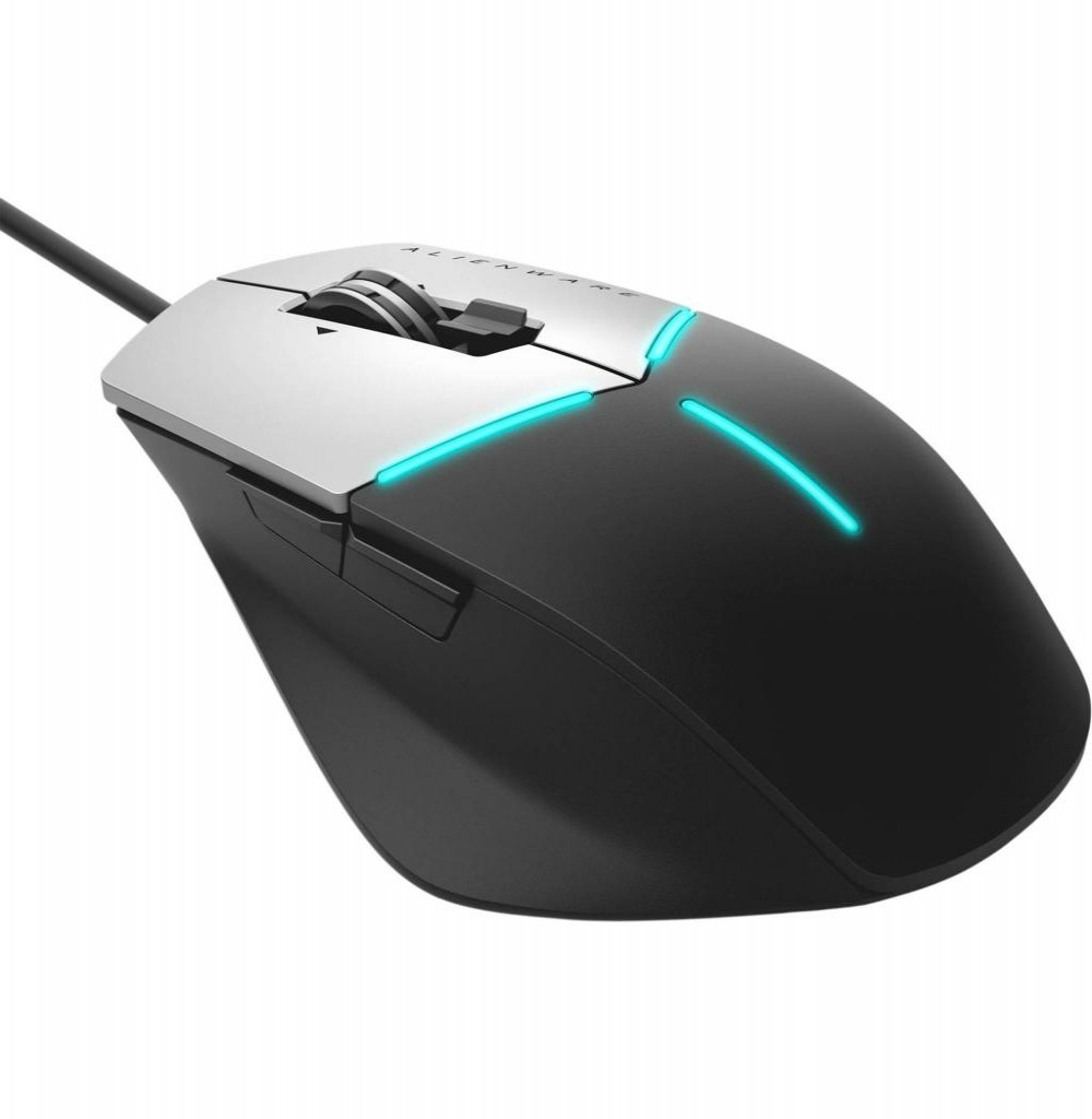 Mouse Dell Alienware Advanced Gamer Aw558 Preto