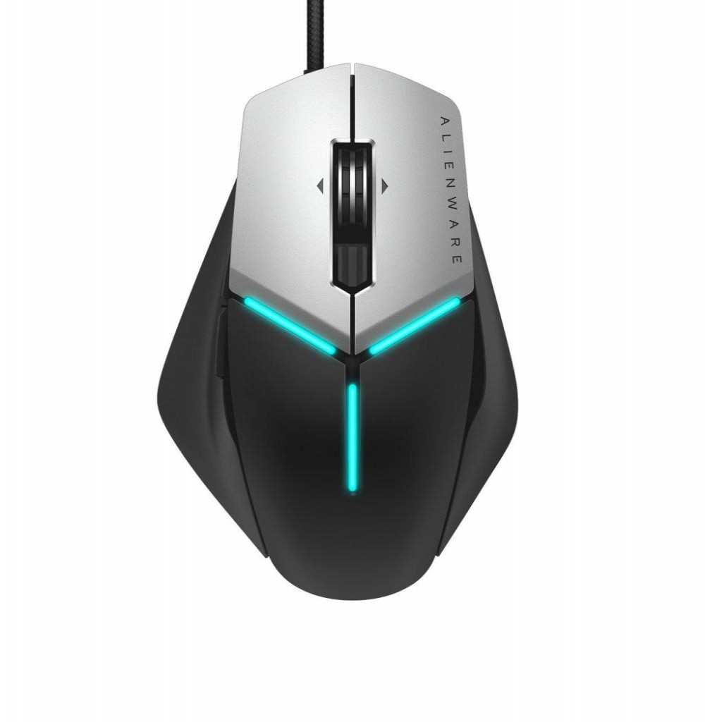 Mouse USB Dell Alienware Aw958 Gaming Preto
