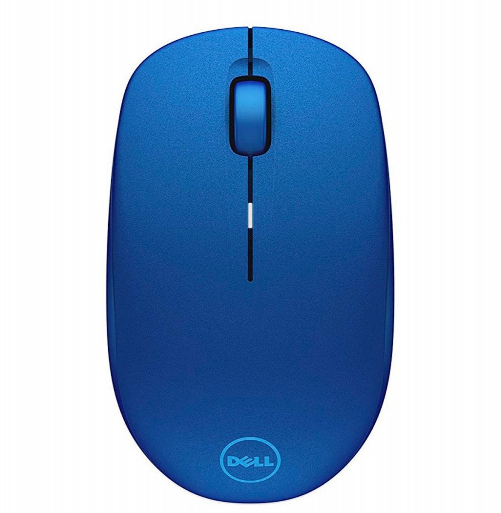 Mouse Dell WM126-Bu Wireless Souris Sans Azul