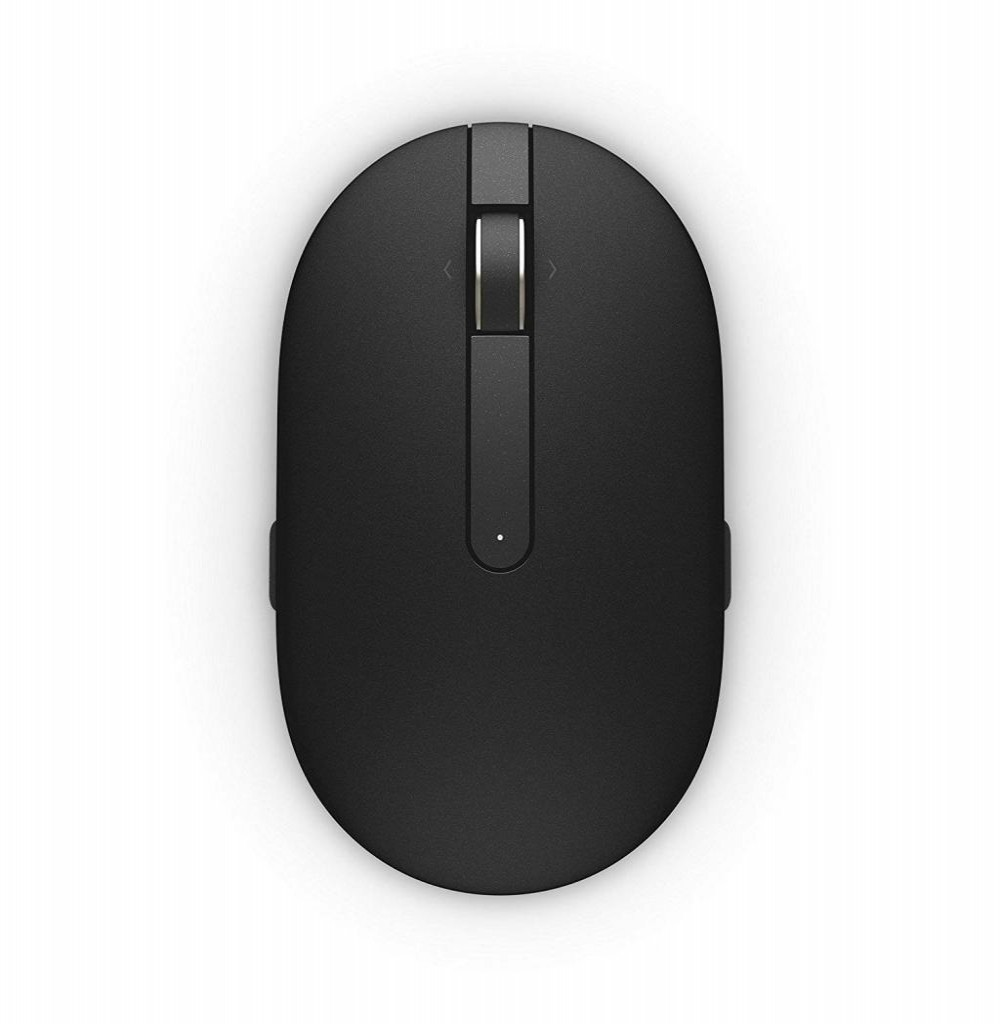 Mouse Sem Fio Wireless Dell Wm-326-bk Preto