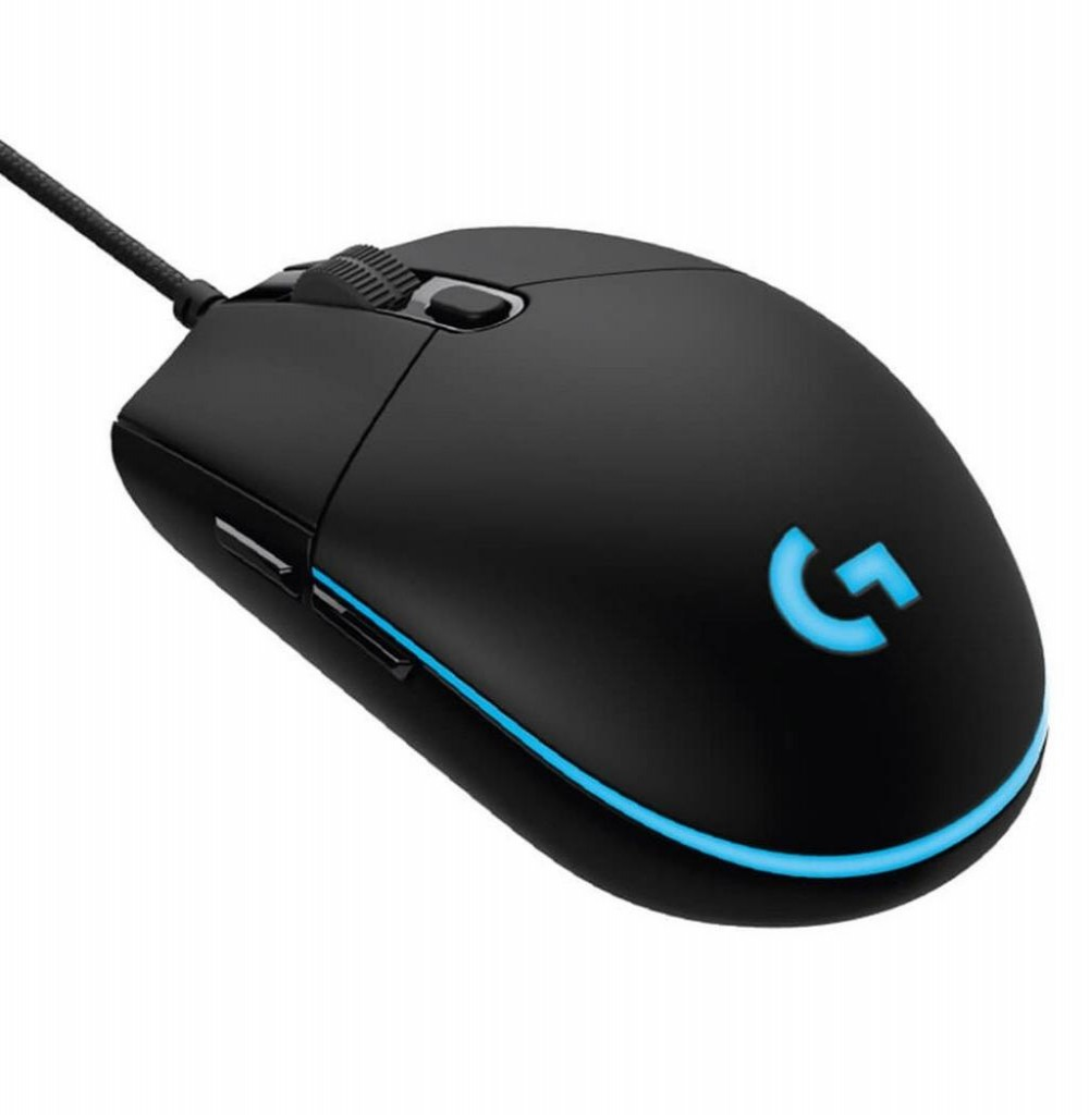 Mouse Logitech G Pro Gaming 910-004873 Óptico USB