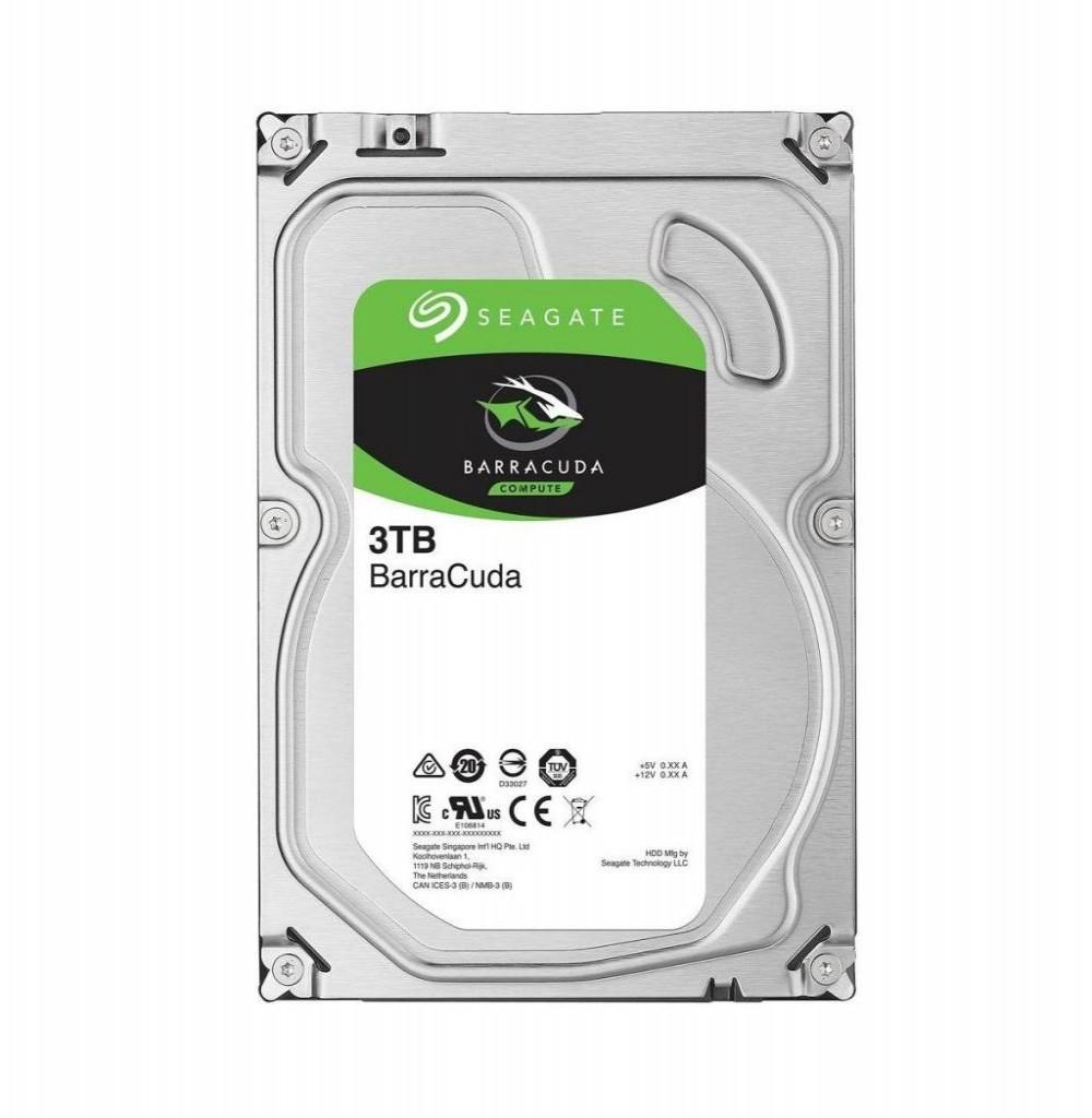 HD SATA3  3TB Seagate 7200 ST3000DM008