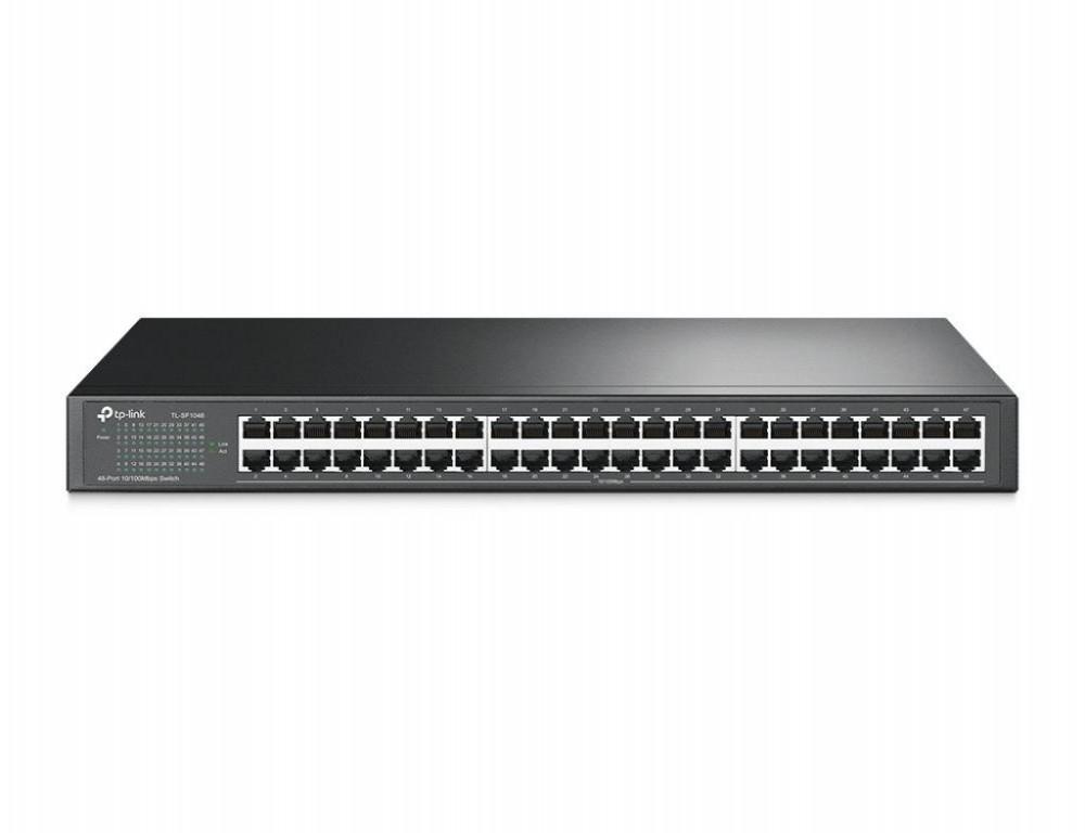 Hub 48 Portas Tp-Link TL-SF1048 10/100