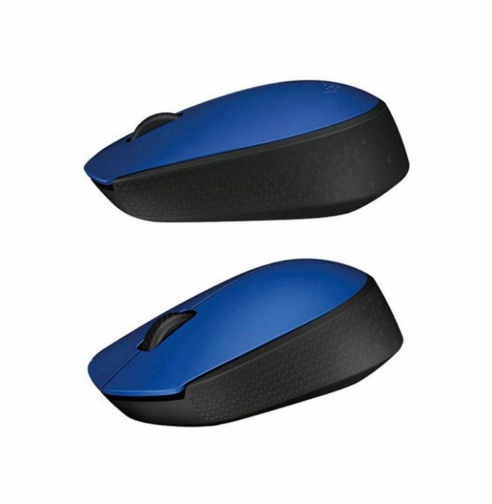 Mouse Logitech M170 Wireless 910-004800 2.4GHz Azul