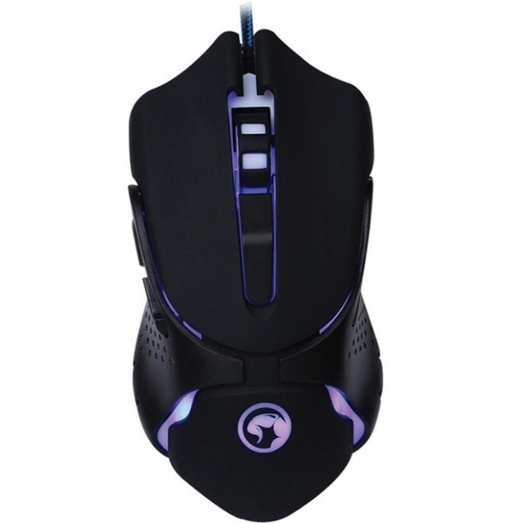 Mouse Gaming Marvo Scorpion G801 USB Preto