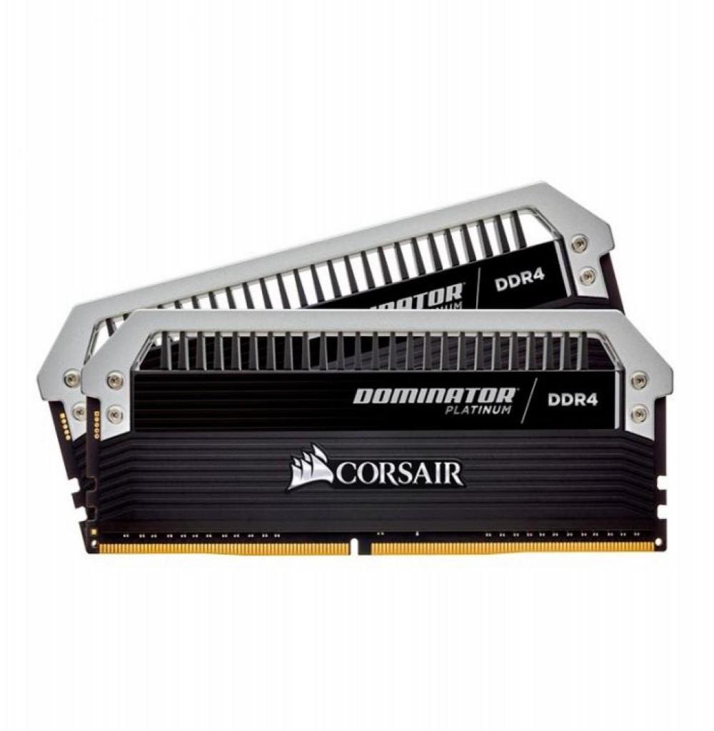 Memória Ram DDR4 16GB 2666 Corsair Dominator Platinum Kit
