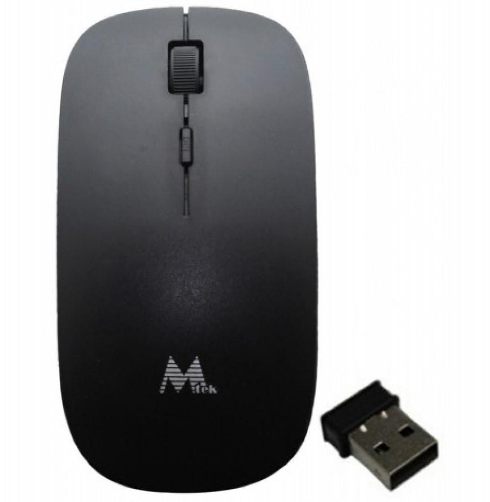 Mouse Mtek Wireless PMF423 - Preto