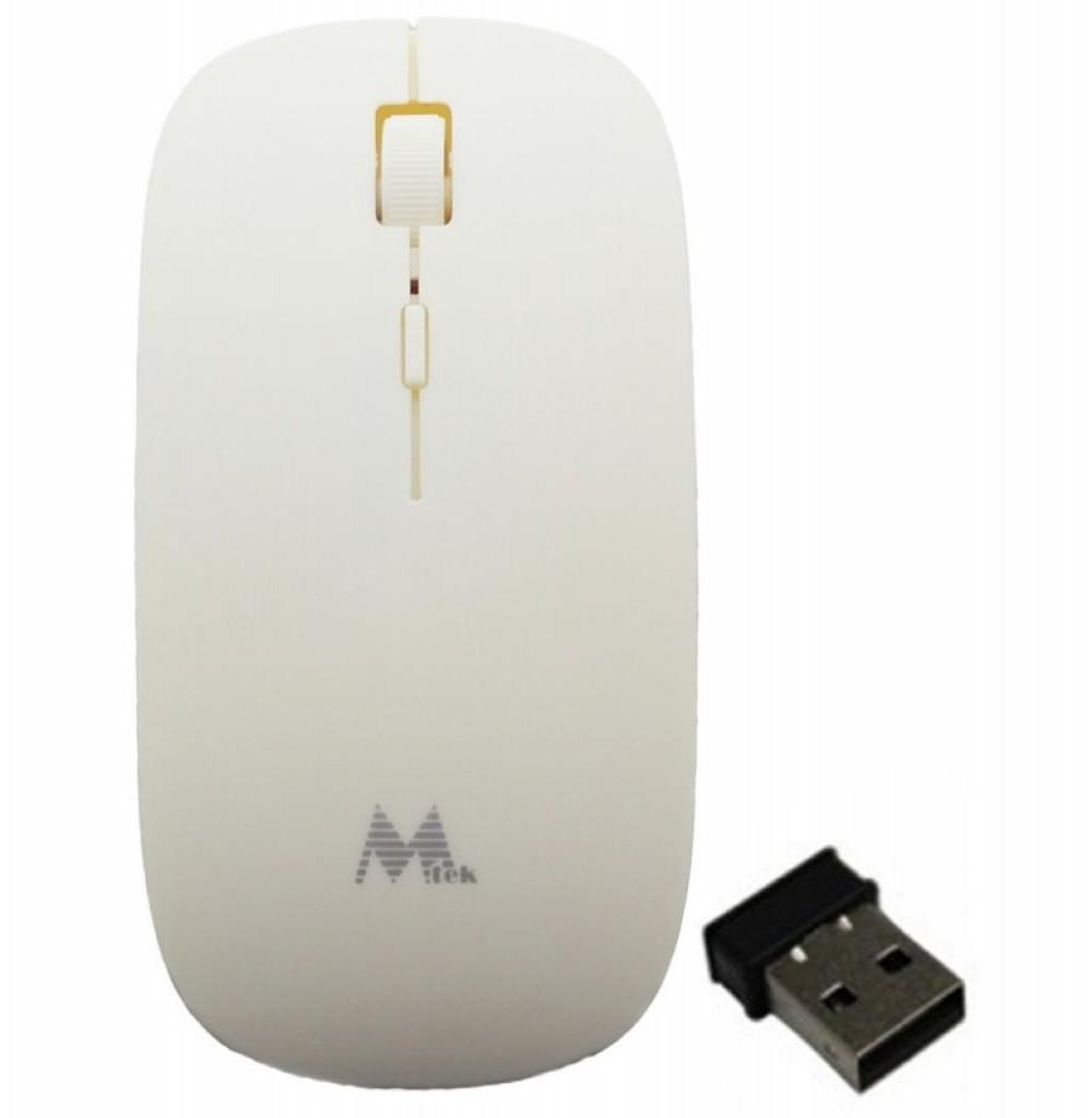 Mouse Mtek Wireless PMF423 - Branco