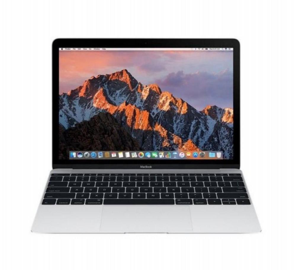 "Notebook Apple Mac MLHC2LLA DC 1.2/8/512/C/12"" Prata"