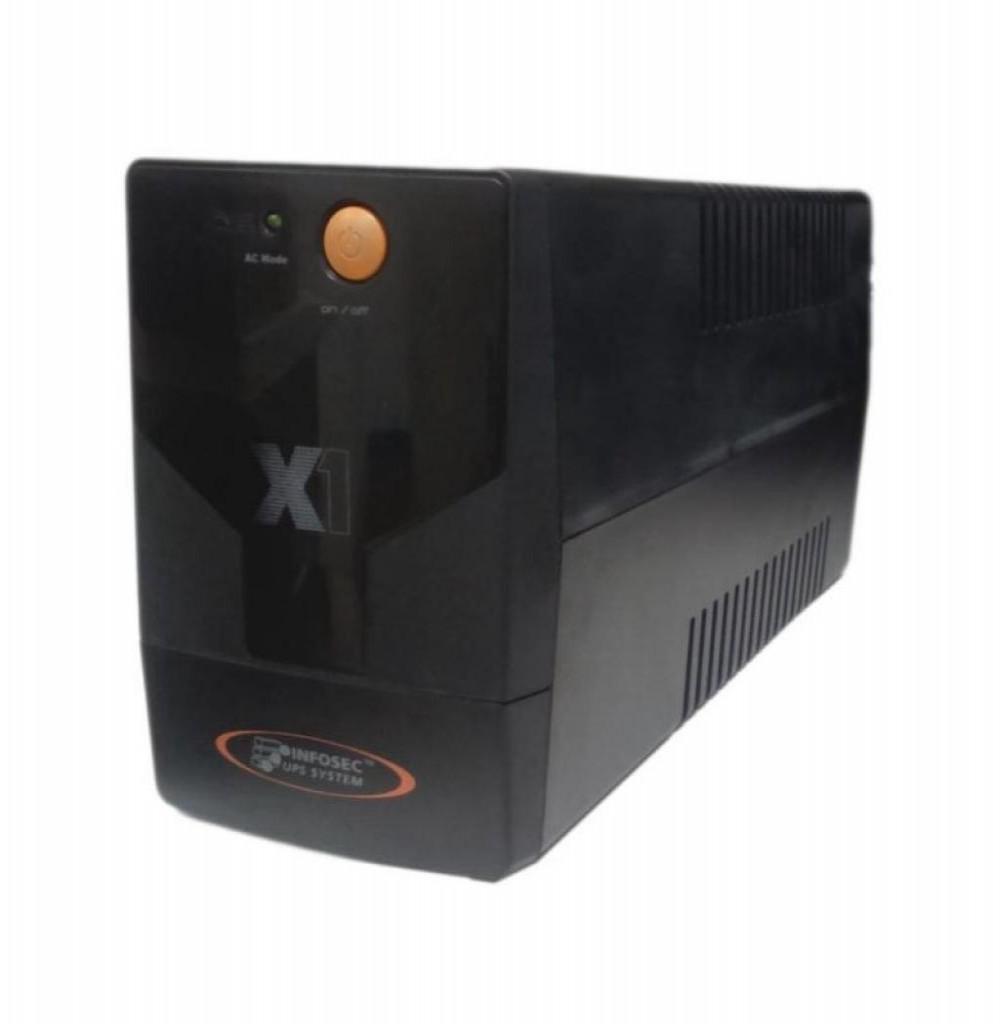 Nobreak UPS Infosec 500VA X1 110V