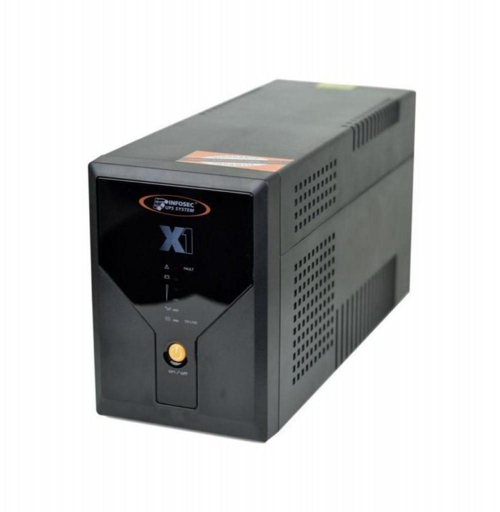 Nobreak UPS Infosec 700VA Z4 110V