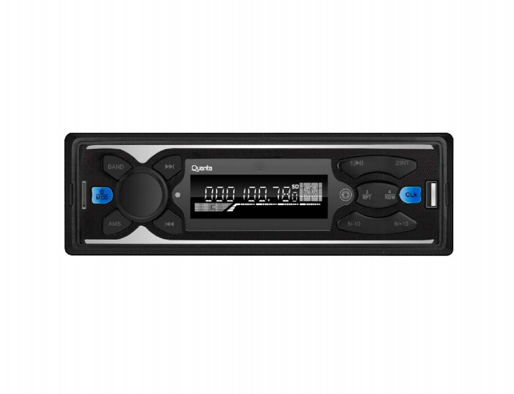 Som Para Carro Quanta RRA69 LCD/USB
