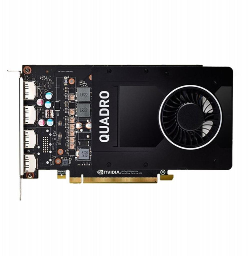 Placa de Vídeo 5GB Exp. Quadro P2000 DDR5 160 Bits