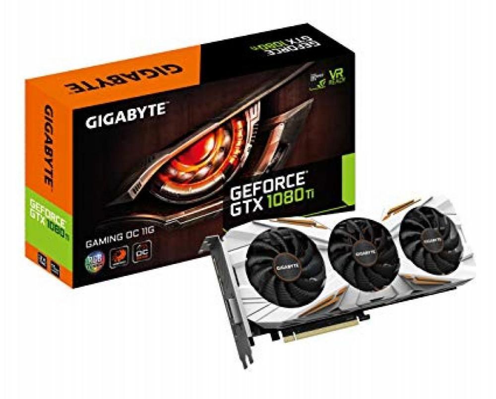 Placa de Vídeo 8GB Exp. GF-GTX1080 Msi Gaming X DDR5X 1632MH