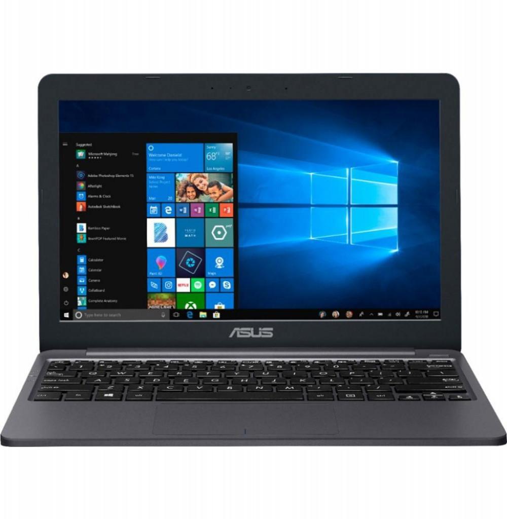 "Notebook Asus E203MA-TBCL232A Intel Celeron 1.0 / Memoria 2GB / HD 32GB / Tela 11.6"""