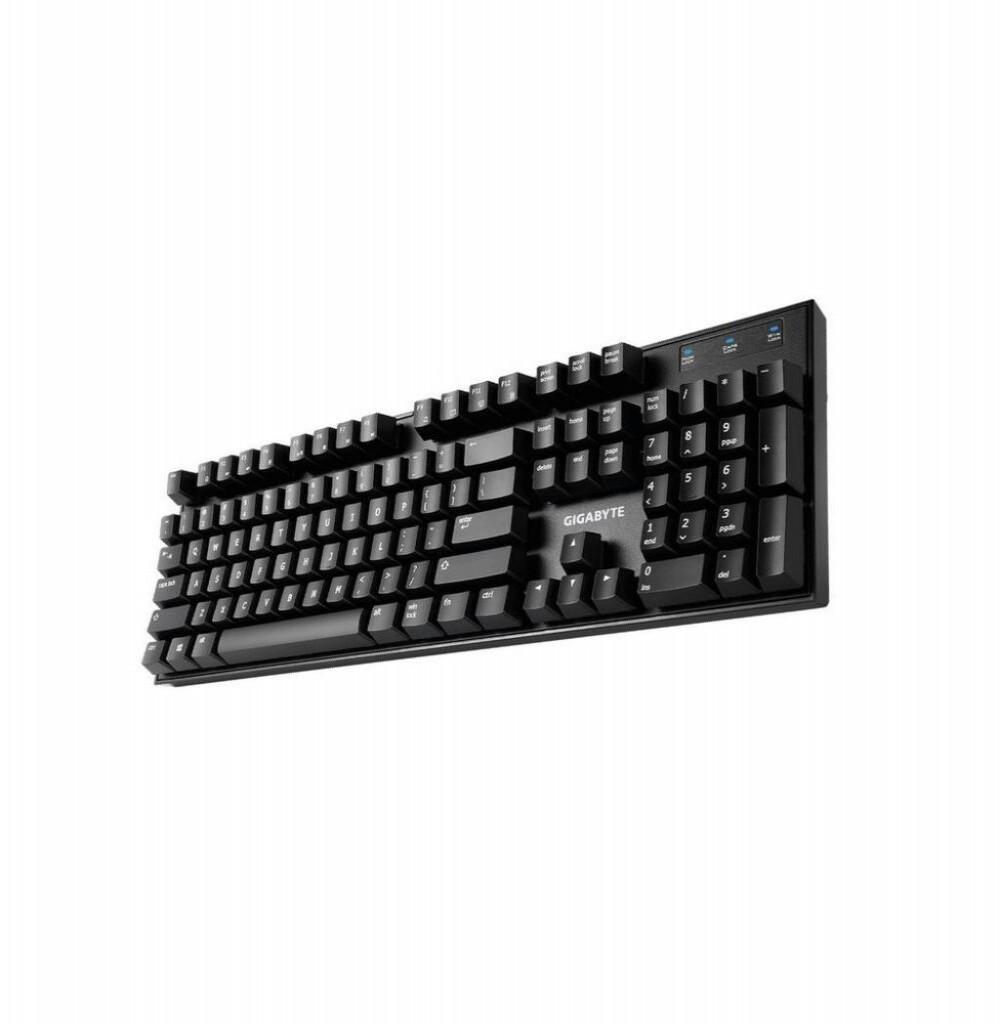 Teclado Gamer Gigabyte Force K83 Mecânico Switch Cherry BLUE