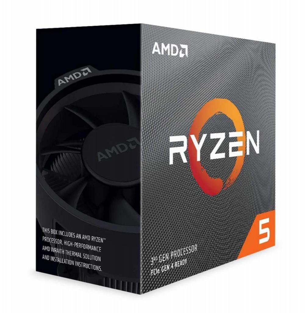 Processador AMD AM4 Ryzen R5-3400G 3.7GHZ 6MB