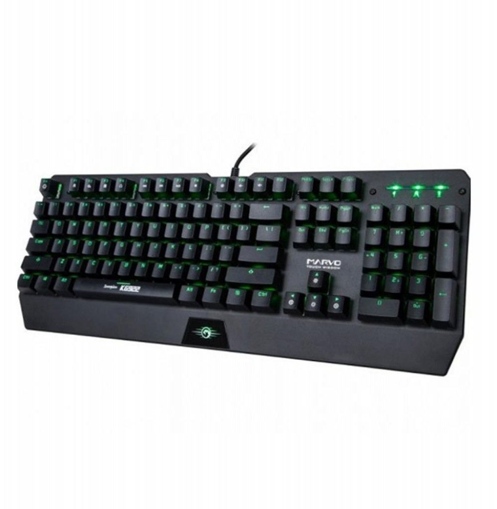 Teclado Gaming Marvo Scorpion KG922 USB Preto (Ingles - USB)