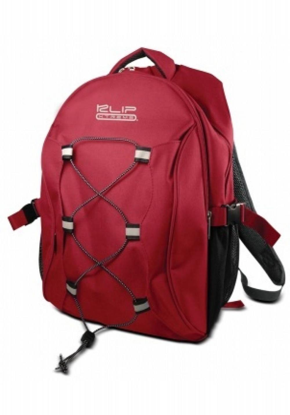 "Mochila Para Notebook 15.4"" Klip KNB-405CL Vermelho"