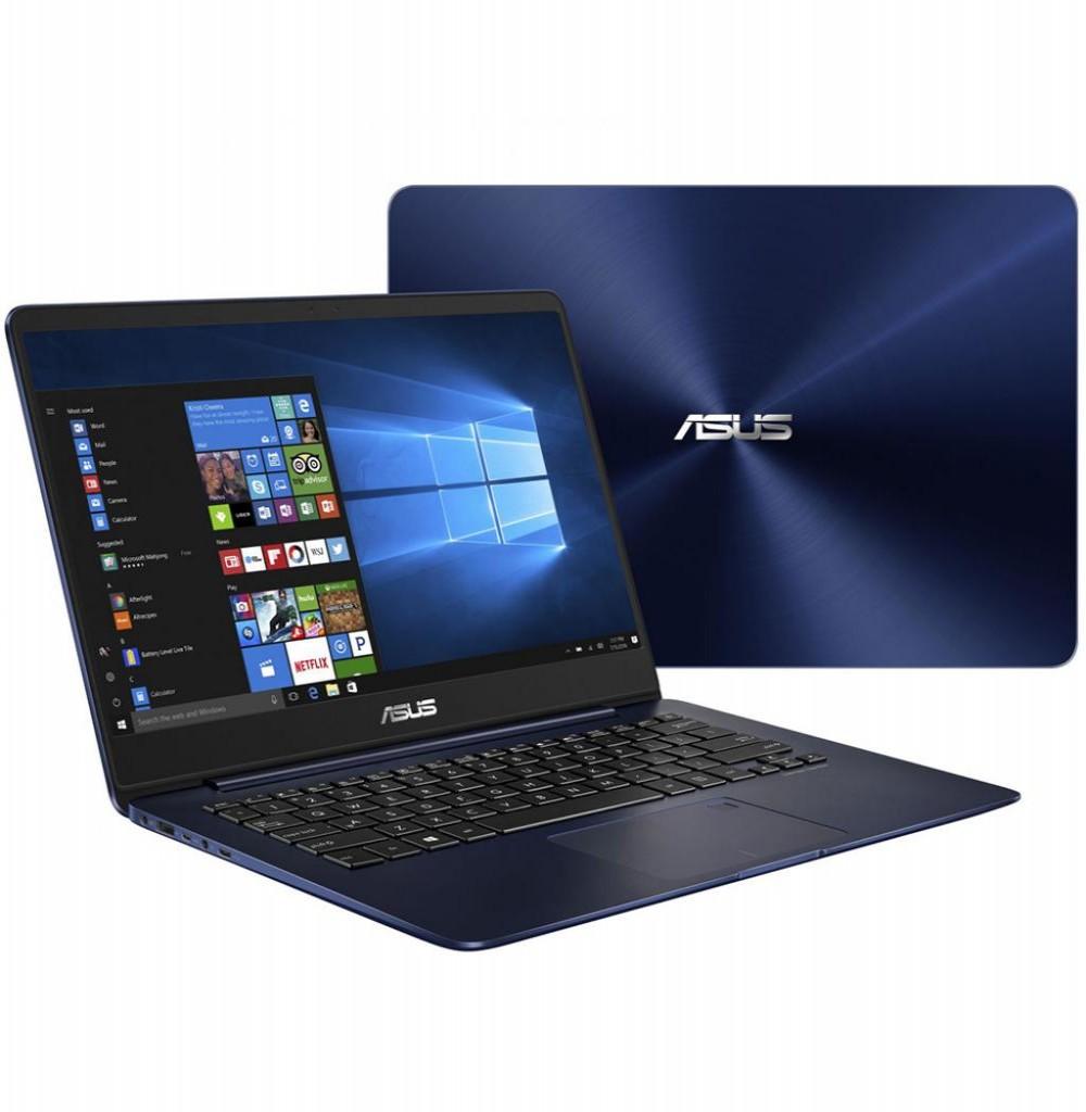 """Notebook Asus UX430UA-GV281T I7 2.7/8/512/C/14"""" ESP."""
