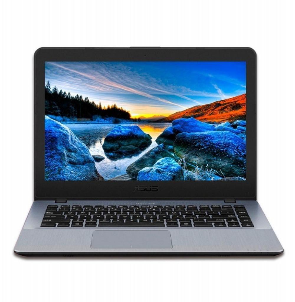 Notebook Asus X441MA-GA066T Celeron 1.1 / HD 500GB / Memoria 4GB / Tela de 14EQUOT; / Windows 10 - Prata